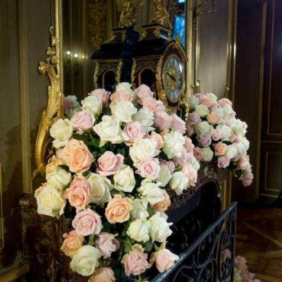 Decor Défilé du couturier néerlandaisJan Taminiauà la résidence de l'ambassadeur des Pays-Bas January 2013!