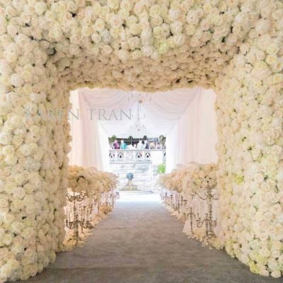 The Gatsby Gala ofKaren Tran Floralswith Avalanche+ roses byMeijer Rosesat theBiltmore Estateduring Engage! Luxury Wedding Business Summits! (photo by Jeremie Barlow Photography)