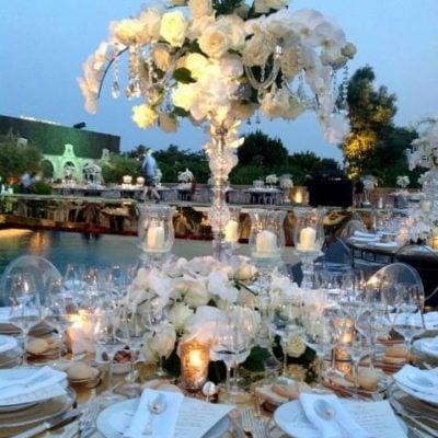Avalanche byMeijer Rosesstyled by Munaretto Flowers for a wedding in Marbella in Spain! (photo by Gebr. van der Plas Commissiehandel B.V.)