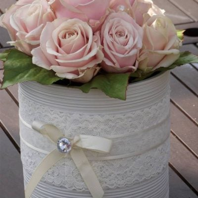 Sweet Avalanche by Meijer Roses in sweet design by Grace Farrimond Floral Designer!