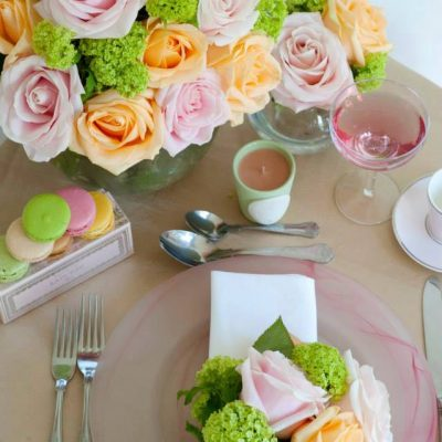 Sweet inspiration with Sweet Avalanche byMeijer Rosesstyled byPaula Rooney Weddings & Events! (photo by Carey Sheffield Photography)