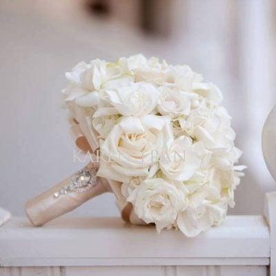 Designed by Karen Tran Florals