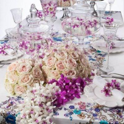 Sweet Avalanche byMeijer Rosesstyled byShlomi Ilani Creative.Event.Designfor a inspiring table design photoshoot! (photo by Shlomi Ilani)
