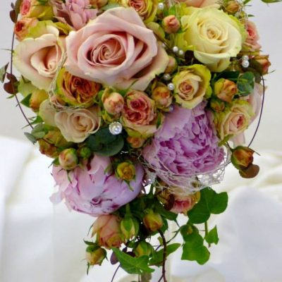 Designed by Green Room Flowers