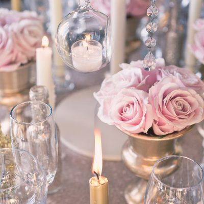 Sweet Avalanche by Meijer Roses in a beautiful design by Wedding and Events Floral Design