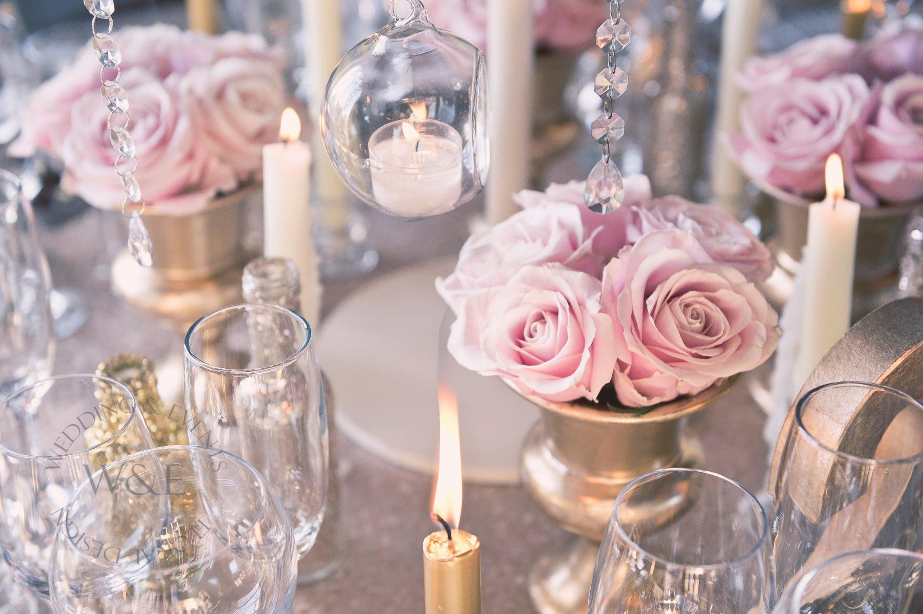 Low Wedding Centerpieces - Meijer Roses