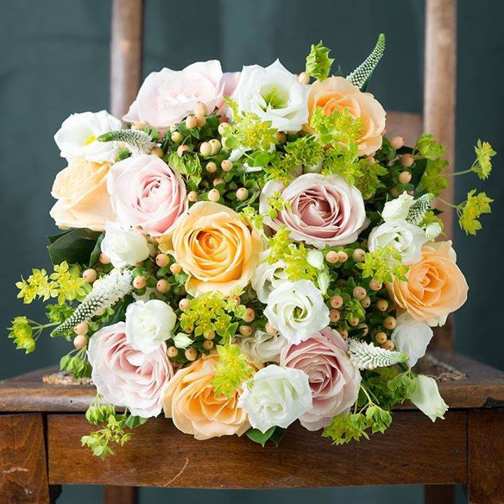 Birthday Flowers London: Autumn Wedding Inspiration