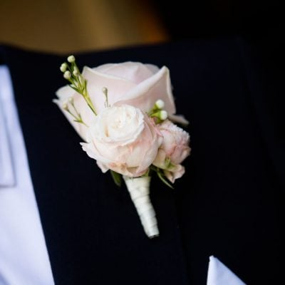 Sweet Avalanche buttonhole