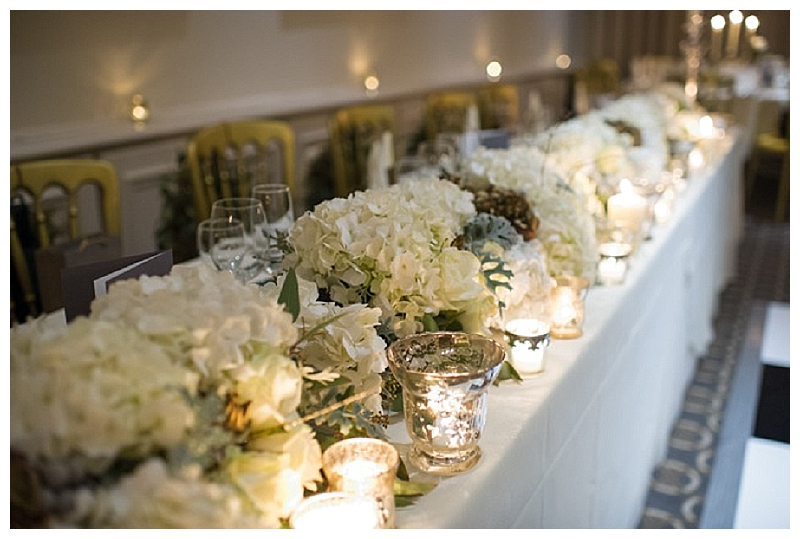 Winter Top Table Photo By Amy Murrell Photography Bridal Bouquet